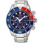 Seiko Prospex Solar 200m Divers Mens Chronograph Watch SSC019P1