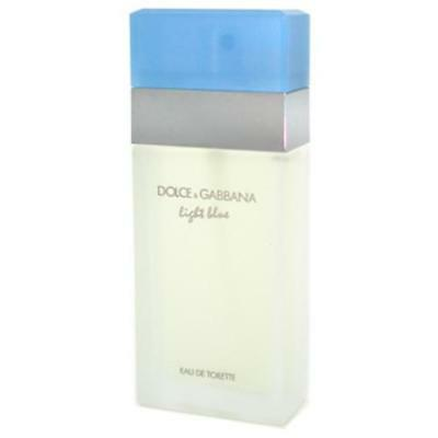 (172,20€/100ml) Dolce & Gabbana Light Blue  - Eau de Toilette Spray 25 ml