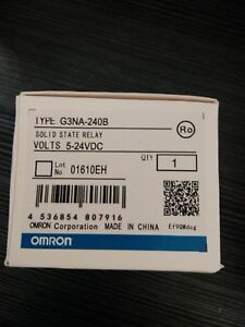 1PC-NEW-OMRON-Solid-State-Relay-G3NA-240B-5-24VDC