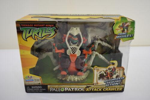 Tmnt Teenage Mutant Ninja Turtles Paleo Patrol Le robot d'attaque de Michelangelo