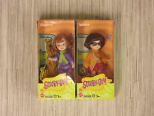 Lot of 2 Scooby-Doo Dolls Velma Daphne Mattel Cartoon Network Ages 3+ Figurines