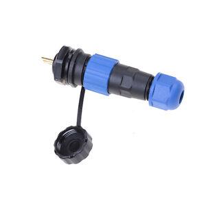 SP13-2-2-pin-waterproof-connector-Power-Cable-Connectors-IP68-Plug-Socket-DSUK