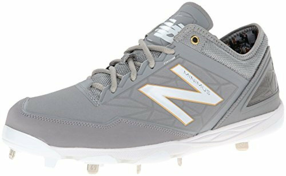 New Balance Men's MBB Minimus Low Baseball shoes