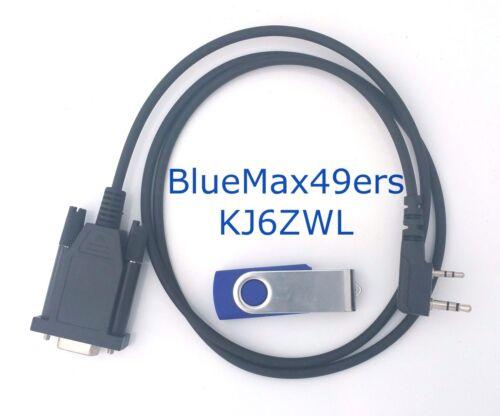 G TK-350 Serial Programming Cable Kenwood TK-250 G DB-9 KPG-22+DOS+KPG-23D