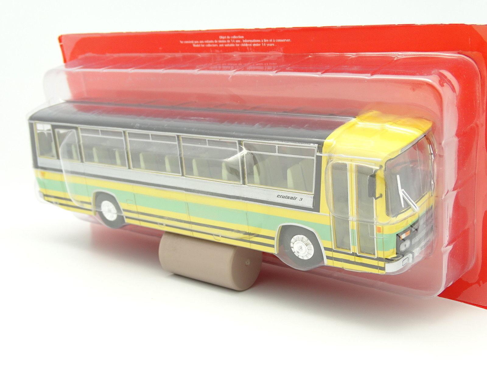 ALTAYA IXO 1 43 Print-Bus Car BUS BERLIET Cruisair 3 1969