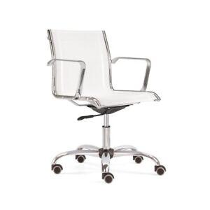 Produzione Sedie E Poltrone Per Ufficio.Dettagli Su Sedia Ufficio Direzionale Ice L Girevole Con Ruote Office Armchair Chairs