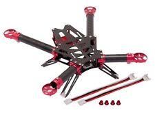 ZealHeli Blade 200 QX Red CNC Aluminum / Carbon Fiber Frame 200QX001K1-R