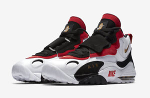 7211d21bca 2018 Nike Air Max Speed Turf size 13. 49ers. Red Gold. Deion Sanders ...