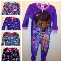 Imagine Infant Baby Girl Toddler Print Blanket Sleeper 18m, 2t, 4t