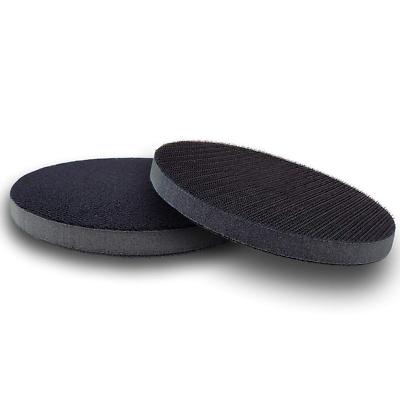 Almohadilla suave de lijado almohadilla de amortiguador con interfaz de b/úfer de di/ámetro suave de 150 mm para almohadillas de lijado 17 holes