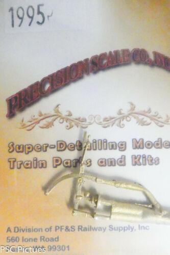 S Scale Brass Casting Precision Scale S #1995 Throttle