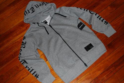 S, M, L, XL NEW Men/'s Been Trill #BEENTRILL Front Zip Sweatshirt Hoodie