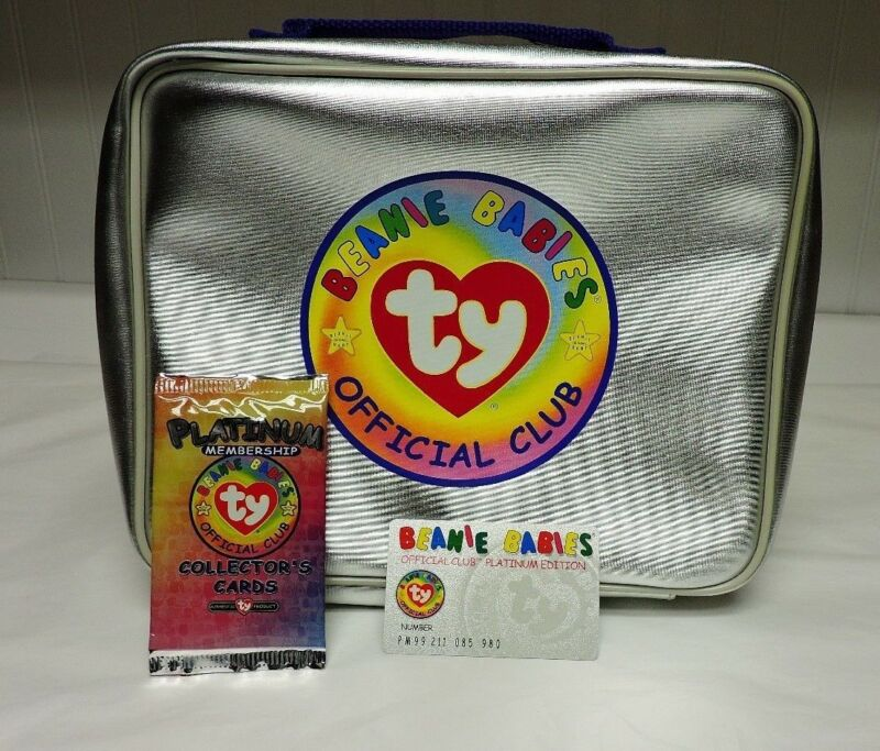 1999 Ty Beanie Babies Special Limited Edition Collectors Cards SET MEMBERS ONLY