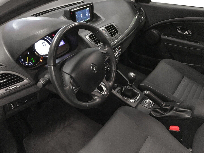 Renault Megane III 1,5 dCi 110 Limited Edition ST - billede 8