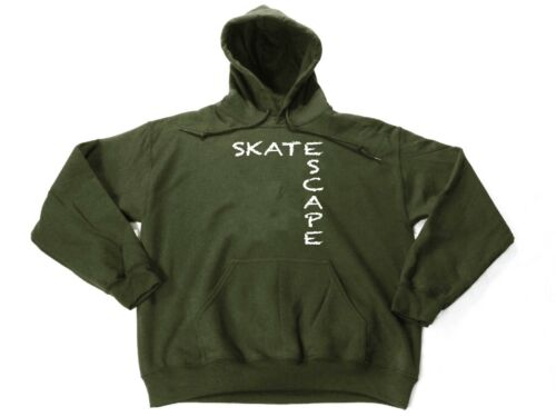 WARM HOODIES Skateboard Skater HANDMADE Unusual Clothes Unique Gifts Men /& Her