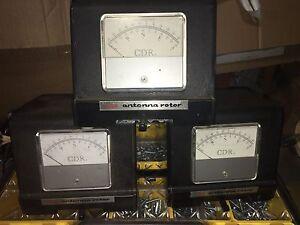 ham radio wiring cde ham m tr44 hygain rotor rotator control controller 8 ... cde ham rotor wiring diagram