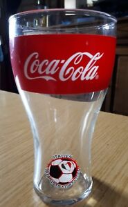 verres COCA COLA neuf