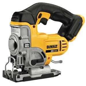 DEWALT-20V-MAX-Cordless-Li-Ion-Jigsaw-DCS331BR-Recon-Tool-Only