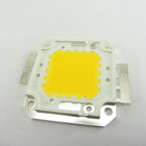 réflecteur support #G 03 Ensemble complet 100w led blanc chaud et 58mm lentille en verre A48