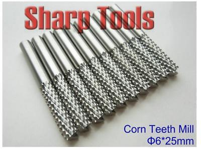 5pcs 4x17mm PCB carbide cutting tools endmills power MDF boards drills