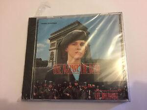 ONE-AGAINST-THE-WIND-Holdridge-OOP-1993-Intrada-Score-Soundtrack-OST-CD-SEALED