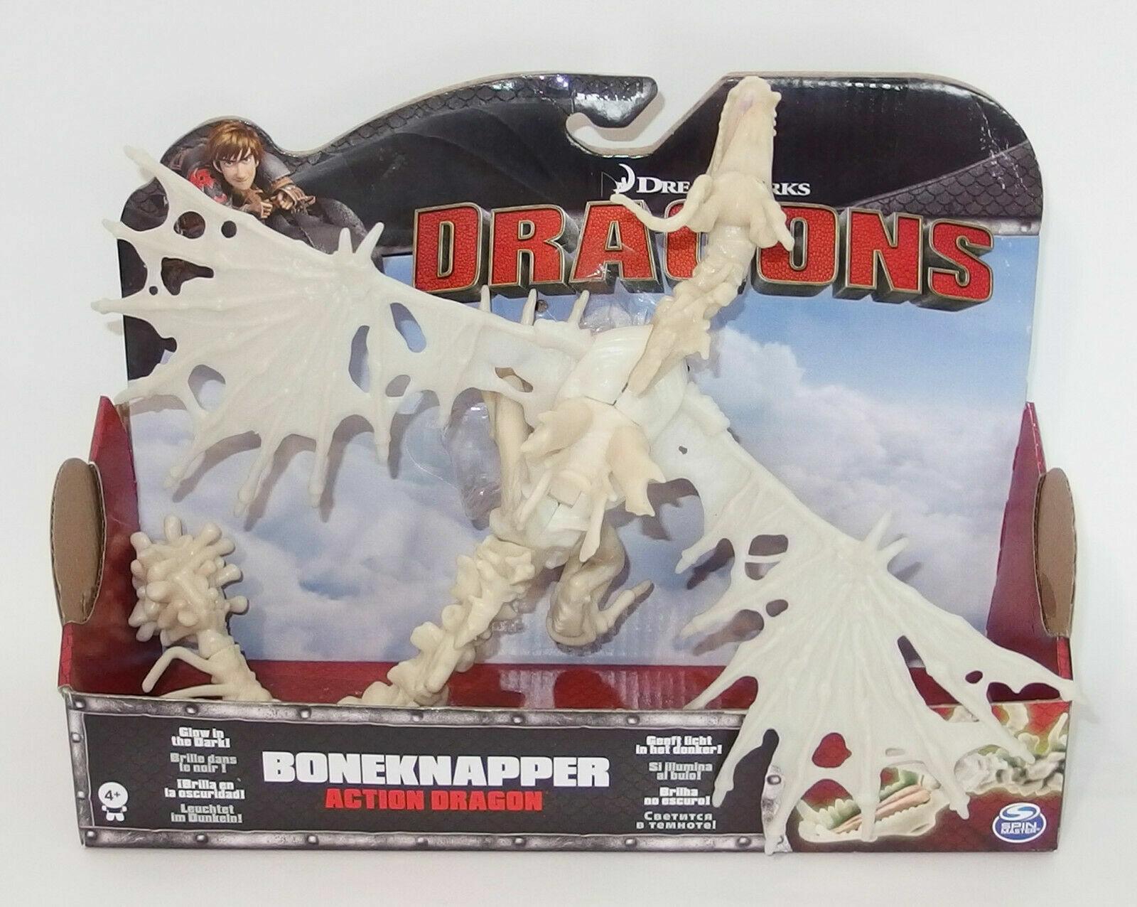 DrachenzähSie Knochenjäger   Dragons Boneknapper leuchtet im Dunkeln