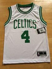 7258780a838d Isaiah Thomas NBA Boston Celtics Home White Player Replica Jersey ...