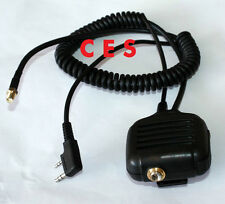 Speaker Microphone With antenna For Kenwood TH-F6 TH-F7 TH-G71 TH-K2AT