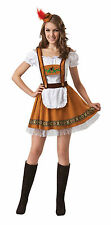 #GERMAN Campo Bar Niña Mujeres Disfraz Para Oktoberfest Fiesta De Disfraces