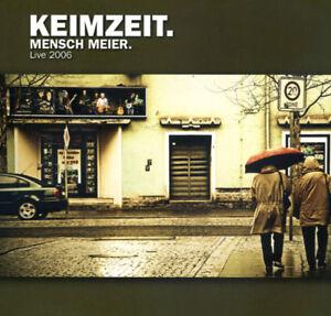 Keimzeit-Mensch-Meier-Live-CD-Das-Original-Mit-Autogrammkarte