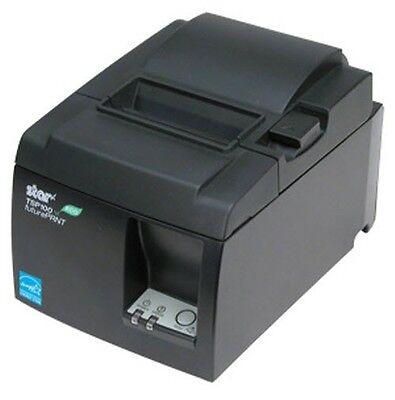 TSP143iiiU ECO STAR POS Printer USB Auto Cutter Black 39472310+10 rolls of paper
