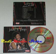 CD ARETHA FRANKLIN I giganti jazz & pop 2000 FAMIGLIA CRISTIANA lp mc dvd vhs