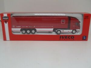 Team Ray Trucks >> Details About New Ray 1 87 Diecast Ducati Corse Team Truck 47053 New