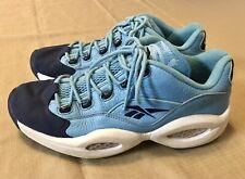 72f657304830 item 4 REEBOK Allen Iverson Question LOW Blue Navy Leather Basketball Shoes  Mens Sz 12 -REEBOK Allen Iverson Question LOW Blue Navy Leather Basketball  Shoes ...