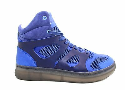 3df7f6648d3 New Puma MCQ Move Alexander McQueen blue High Fashion Men s Shoes Casual  shoes
