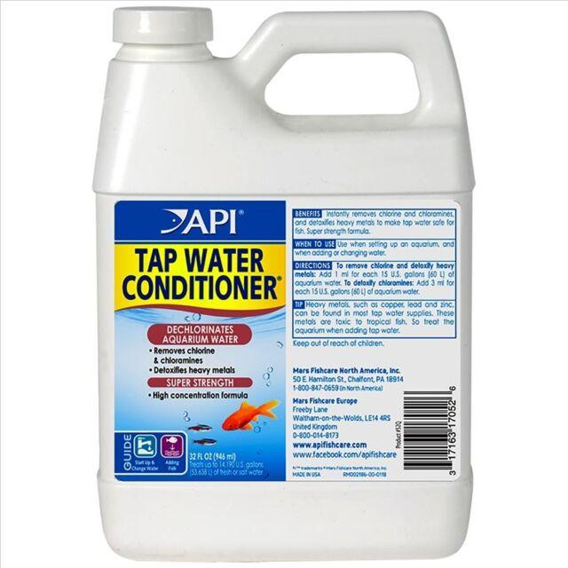 API TAP WATER CONDITIONER 946ml SUPER STRENGTH FORMULA