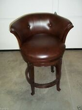 Pleasant Frontgate Manchester Counter Height Leather Barstools Stools Pdpeps Interior Chair Design Pdpepsorg