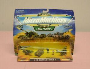 Micro-Machines-Military-World-War-I-18-Galoob-New-WWI