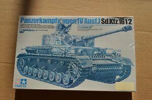 Tamiya-35181-1-35-Panzerkampwagen-IV-Ausf-J-Sd-Kfz-161-2-Kit-Model-Tank