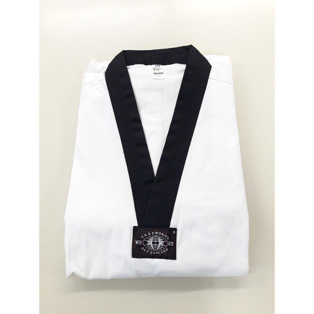 Taekwondo Anzug, Dobok,  weiß, DAN,  WTF-Zulassung