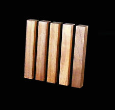 "5 Black Walnut Pen Blanks, ¾""x5"", Craft turning, carving wood"