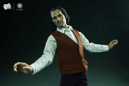 1//6 Scale 7CCTOYS PU STUDIOS  Clown Joaquin Arthur Casual Ware Action Figure Toy