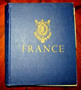 CatalinaStamps-France-Stamp-Collection-in-Minkus-1960-Album-1173-Stamps-D176