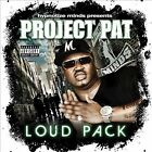 Loud Pack [PA] * by Project Pat (CD, Jul-2011, Hypnotize Minds)