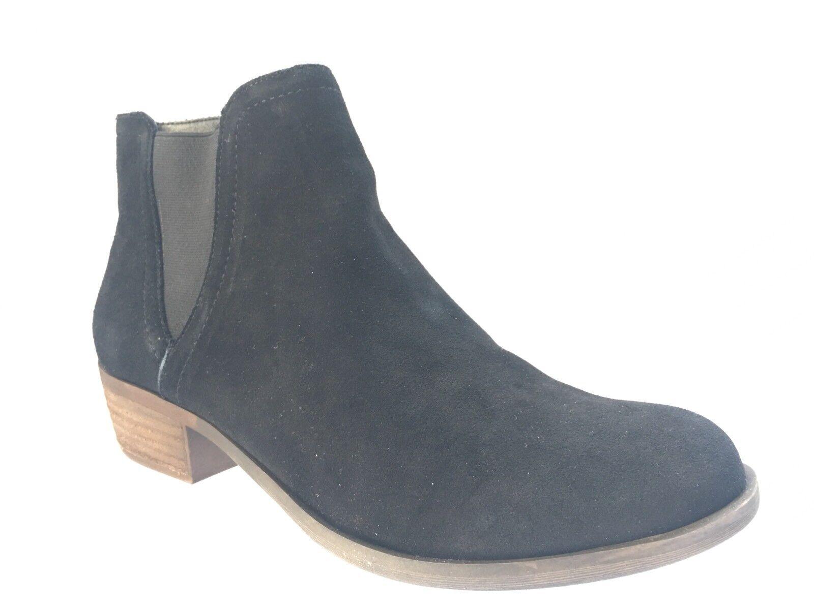 Kensie Garrett al tobillo Botines Elegante Zapatos Negro Talla Talla Talla 10  toma