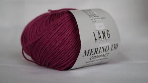 Merino 130 Compact Lang Yarns
