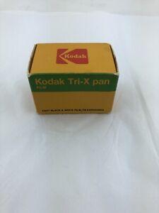 KODAK-TRI-X-PAN-BLACK-amp-WHITE-PRINT-FILM-TX-135-36-EXPOSURES-EXPIRED-1974-Vintage