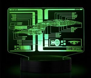 Star Trek Schematic Illuminated Display TOS AND TNG 7 COLORS LED USS Uss Enterprise Schematic on enterprise-e schematics, robotech schematics, gilso star trek schematics, uss vengeance schematics, uss excelsior schematics, uss ncc-1701 d, star trek voyager schematics, enterprise-j schematics, uss voyager specifications, uss voyager lcars, ncc 1701 e schematics, ds9 schematics, new enterprise ncc-1701 schematics, uss voyager schematics, star trek enterprise schematics, uss defiant schematics, uss reliant schematics, star trek lcars schematics, enterprise nx-01 schematics, enterprise-d schematics,