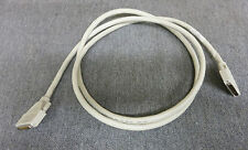 HP Hewlett-Packard Agilent A1658-62020 8ft 2.5m 68pin SCSI Male to Male Cable