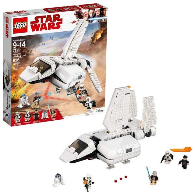 LEGO® Star Wars™ - Imperial Landing Craft 75221 636 Pcs
